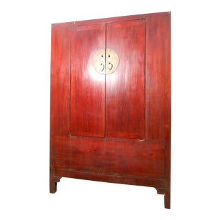 Antique Chinese Cabinet Wedding Cabinet For Sale