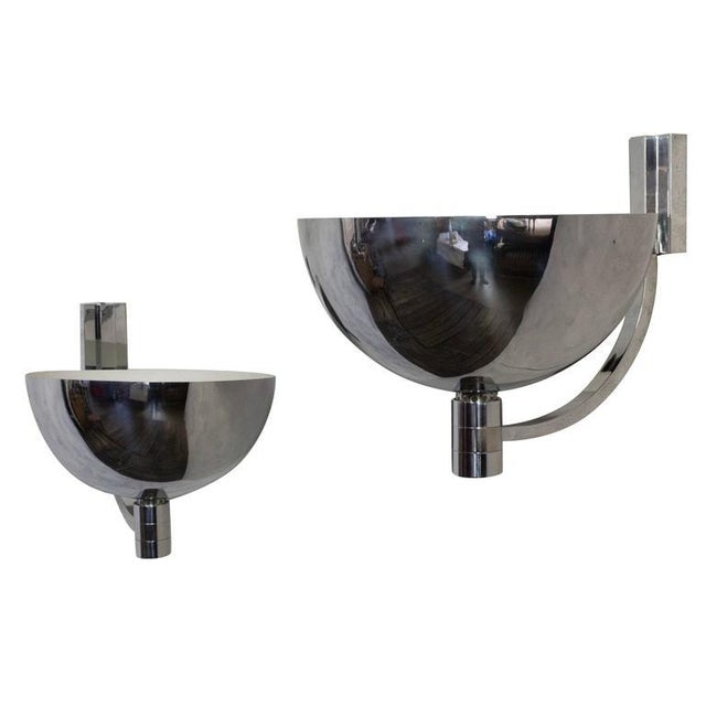 Pair of Large Sconces For Sale - Image 10 of 10