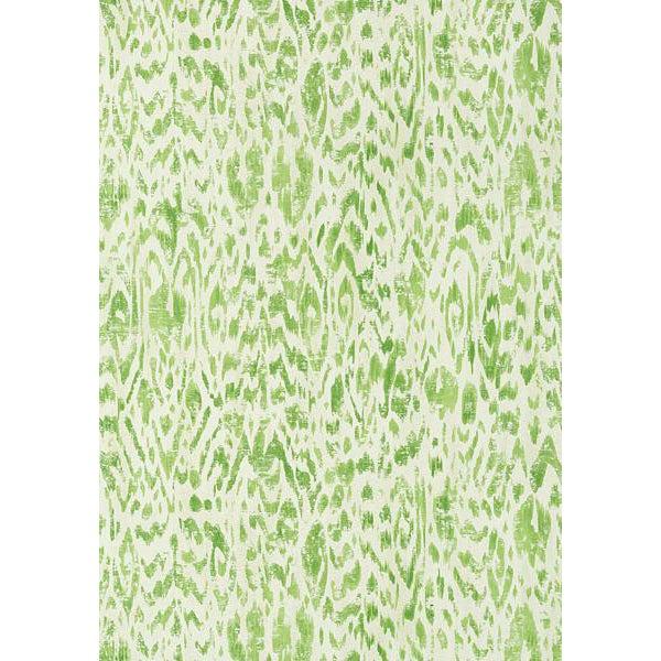 Asian Modern Thibaut Carlotta Wallpaper - Set of 5 Rolls For Sale