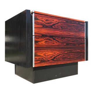 Glen of California Rosewood Nightstand