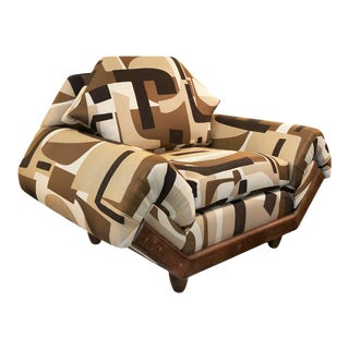 Sculptural Adrian Pearsall Lounge Chair For Sale