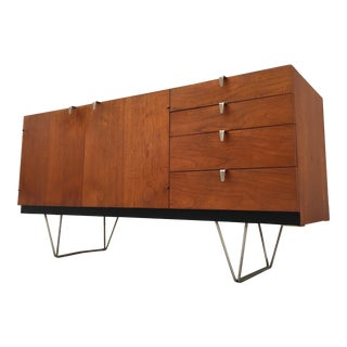 1960s Mid Century Modern Stag S Range Credenza For Sale