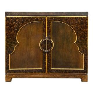 John Widdicomb Tortoiseshell Cabinet For Sale