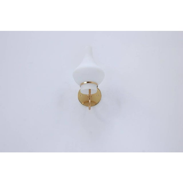 Modern Italian 1950s Sconces - Image 6 of 9