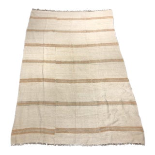 "Bellwether Rugs ""Ingram"" Striped Kilim Rug - 8'8""x5'7"" For Sale"