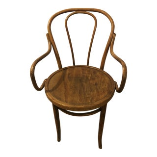 Thonet Brown Brentwood Chair For Sale