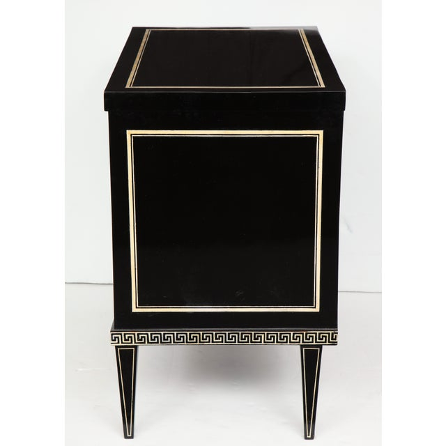 Wood Custom Fornasetti Style Commodes - a Pair For Sale - Image 7 of 9
