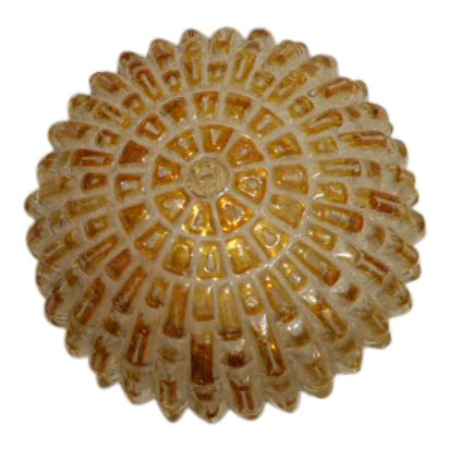 Mid Century Honeycomb Ceiling Light Shade Lamp - Image 1 of 7