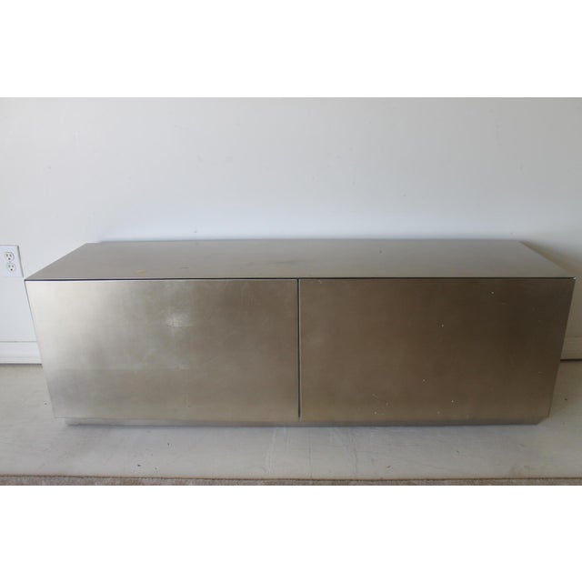 """Modern Caracole """"The Low Down"""" Lowboy For Sale - Image 12 of 12"""