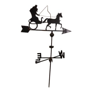 Vintage Mid Century Amish Weathervane For Sale