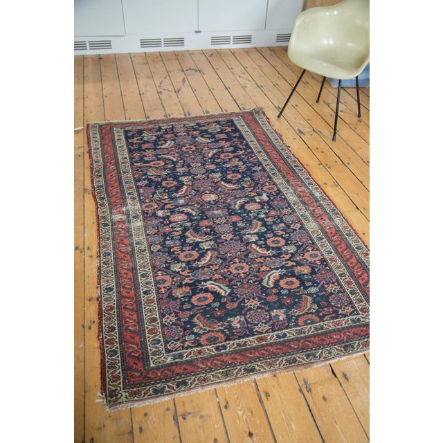 """Antique Malayer Rug - 4'1"""" X 6'6"""" - Image 2 of 9"""