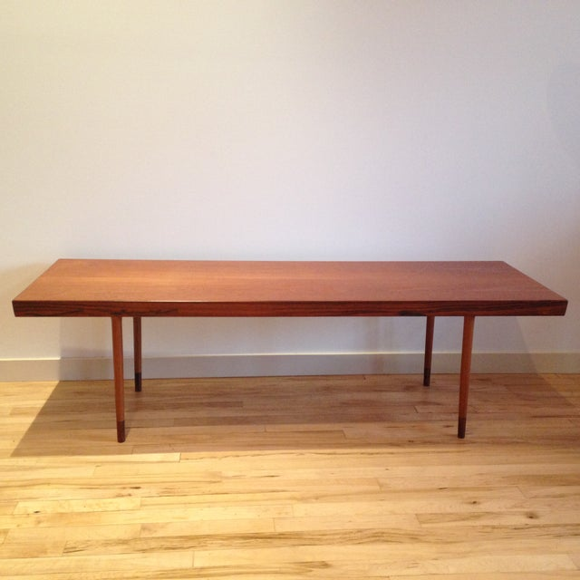 Danish Modern Coffee Table - Image 2 of 5