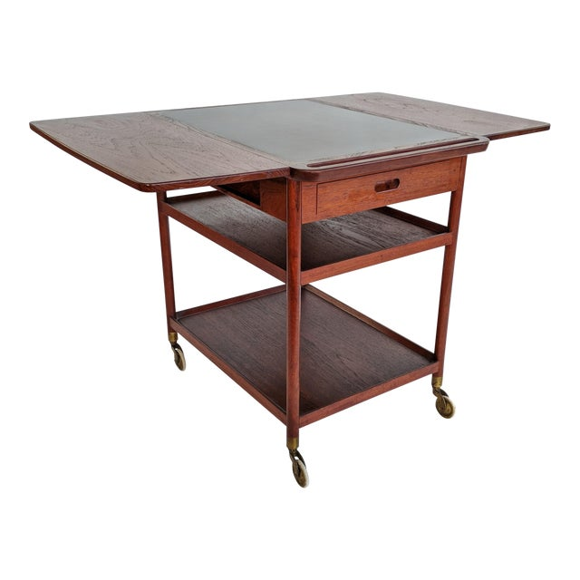 L. Pontoppidan Bar Cart - Image 1 of 9