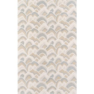 Madcap Cottage Embrace Cloud Club Taupe Area Rug 5' X 8' For Sale