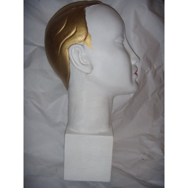 Art Deco Style Mannequin Head For Sale - Image 5 of 9
