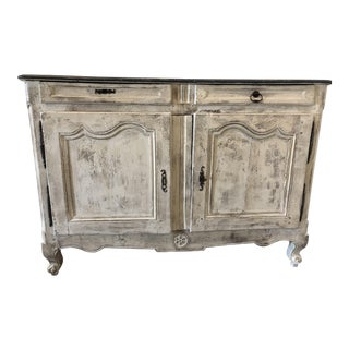19th Century Louis XIV French Cupboard For Sale