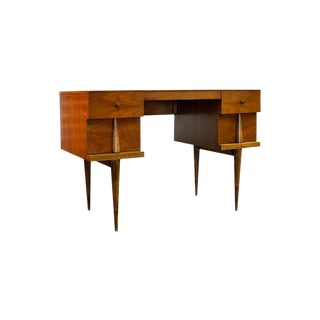 Mid Century Modern Floating Desk / Vanity