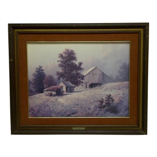 "Dalhart Windberg ""Timeworn Shelters"" Limited Edition Print For Sale"