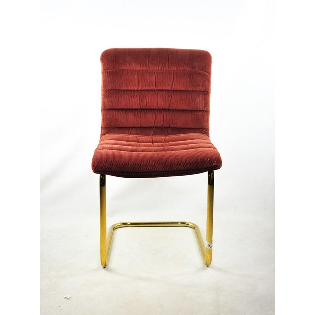Mid-Century Modern Douglas Cantilever Chairs - Set of 4 For Sale - Image 3 of 11