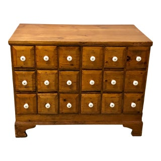 19th Century Apothecary Cabinet For Sale