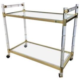 Image of Charles Hollis Jones Bar Carts and Dry Bars