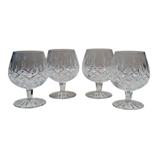 Waterford Crystal LIsmore Brandy Snifters - Sold Individually For Sale