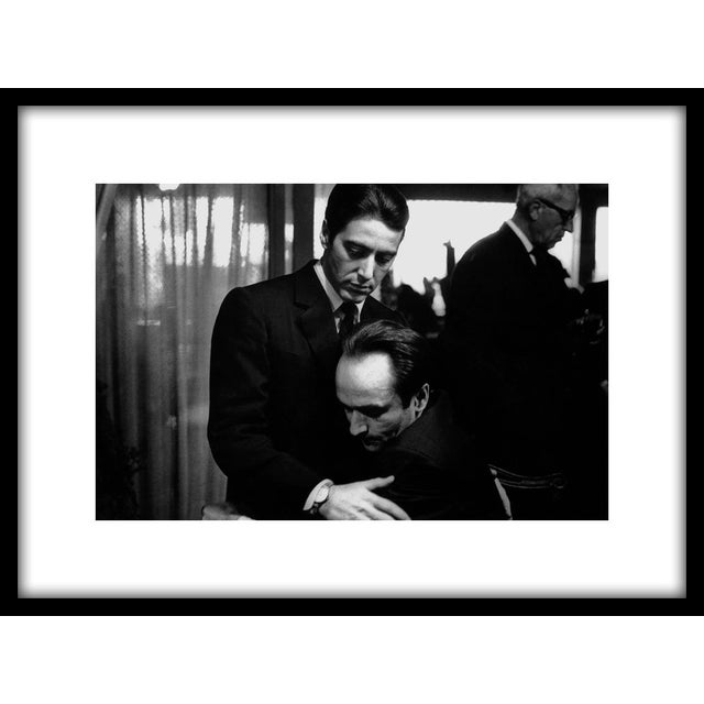 """The Godfather: Part II"" Al Pacino and John Cazale 1974 - Image 2 of 5"