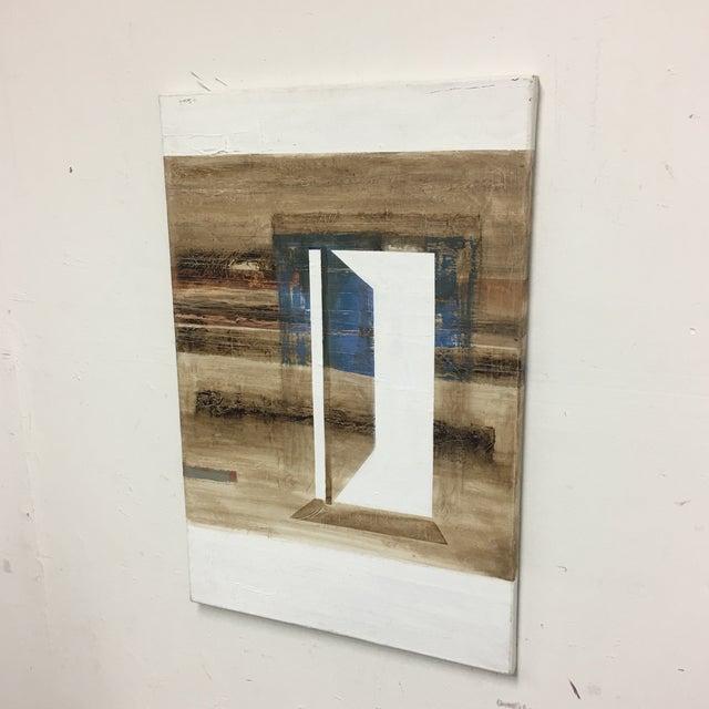 Claudio Feldman Original Oil on Canvas Painting For Sale - Image 4 of 10