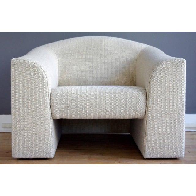 "Walter Knoll ""Lario"" Lounge Chair for Brayton International - Image 2 of 6"