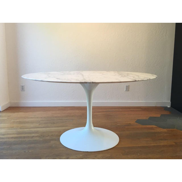 Knoll Saarinen Dining Table For Sale - Image 10 of 10