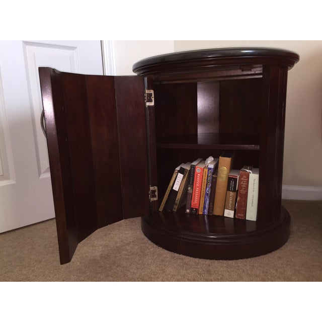 Baker Furniture End Table Library - Image 7 of 10