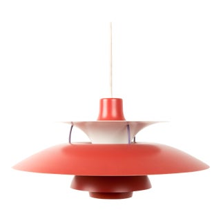 Poul Henningsen Pendant Ph5 for Louis Poulsen For Sale