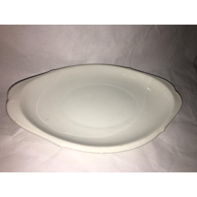 John Maddock & Sons Semi Royal Porcelain Dishes - A Pair - Image 5 of 11