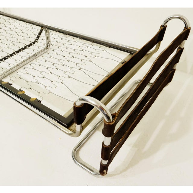 Bauhaus Wassily Daybed by Marcel Breuer For Sale - Image 9 of 10
