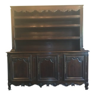 French Antique Hutch For Sale