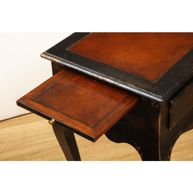 Painted Louis XV Style Console Table For Sale - Image 9 of 13