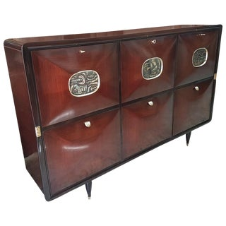 Osvaldo Borsani Cabinet Buffet, Italy, 1950 For Sale