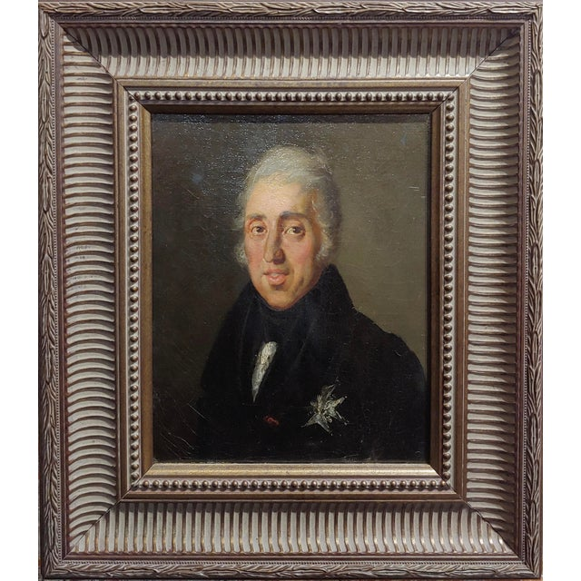 """Portrait of Andrew Jackson - 19th century oil painting oil painting on canvas circa 1860s frame size 15 x 18"""" canvas size..."""
