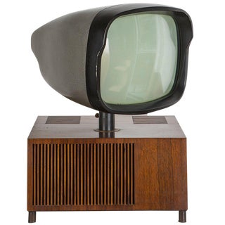"Rare ""17/18"" Television by Berizzi, Butté, Montagni for Phonola For Sale"