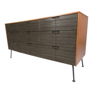 Mid Century Raymond Loewy Dresser for Mengel Furniture Company For Sale