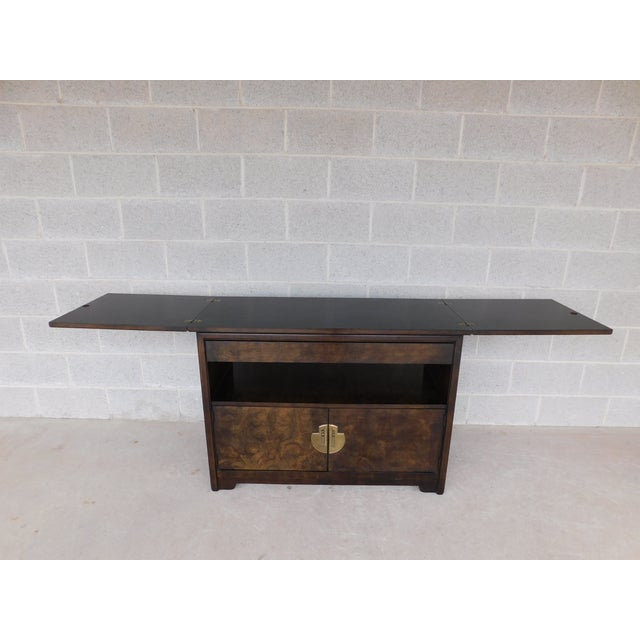 Features Quality Solid Construction, 1 Dovetailed Drawer with Silver Felt Storage Liner, Flip Top with Formica Prep...