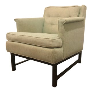 Mid Century Modern Edward Wormley for Dunbar Club Chair For Sale