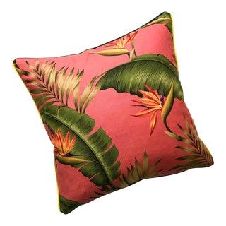 Hawaiian Punch Pink Pillow