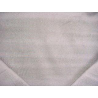 Ralph Lauren Patina Velvet Sterling Silver Upholstery Fabric - 2 Yards For Sale