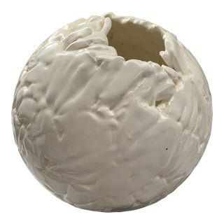 Studio Pottery Handmade Ball For Sale
