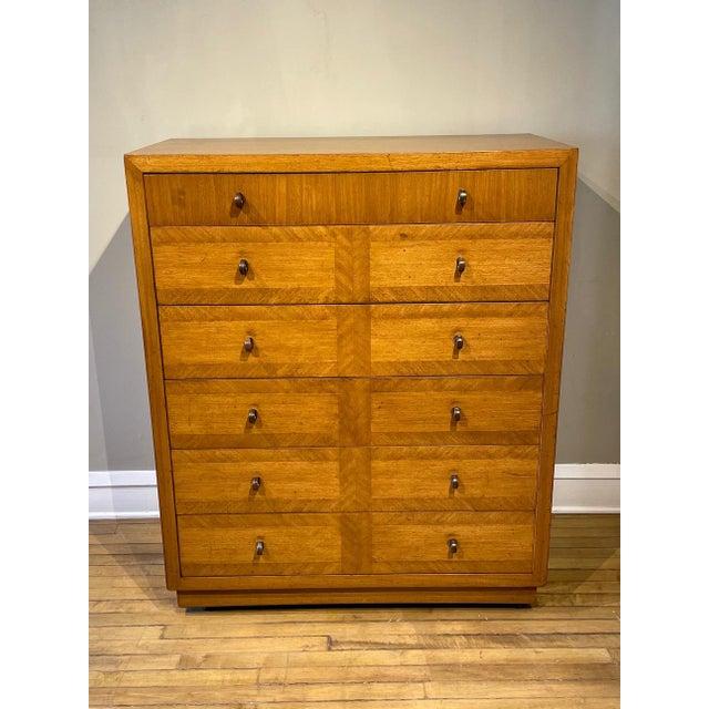 Vintage Crane & MacMahon Mid-Century Dresser For Sale - Image 10 of 10
