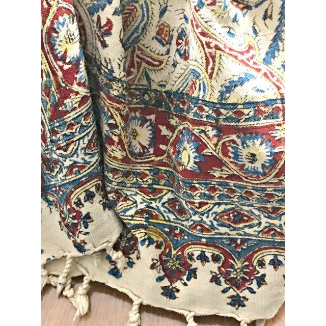 Antique Persian 19th Century Textile - Image 4 of 7