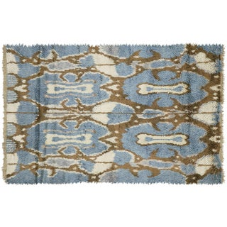 """Nalbandian - Contemporary Egyptian Tulu Rug - 6'11"""" X 10'1"""" For Sale"""