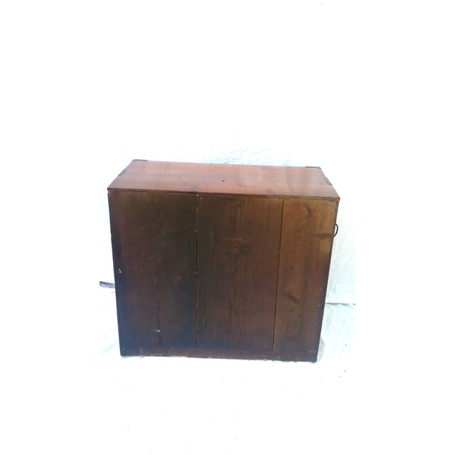 Korean Camphor Wood Cabinet - Image 11 of 11
