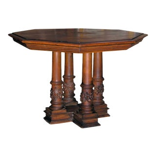 French Renaissance Table For Sale